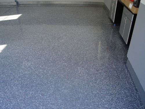resurfacing new basement cost decorative precast concrete garage under stained floor