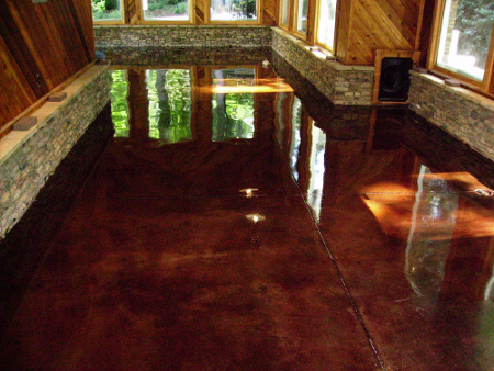 Acid Stained Concrete Contractors Leaders In Greater