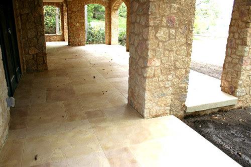 Cincinnati concrete patio contractor